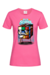 "Дамска тениска ""Дядо Рубик кубче"""