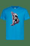 """Мъжка тениска """"Космоскейт"""""""