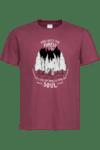 """Мъжка тениска """"Към гората!"""""""