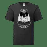 """Детска тениска """"Към гората!"""""""