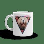 """Чаша """"Хипстър мечок"""""""