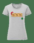 """Дамска тениска """"Ho Ho Ho"""""""