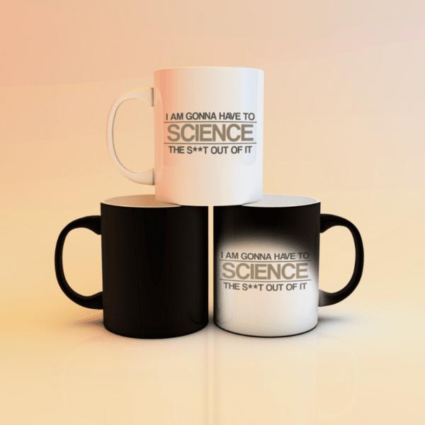 "Магическа чаша ""SCIENCE"""