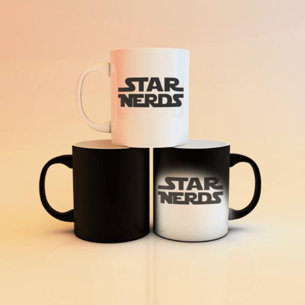 """Магическа чаша """"Star nerds"""""""