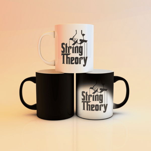 "Магическа чаша ""String theory"""