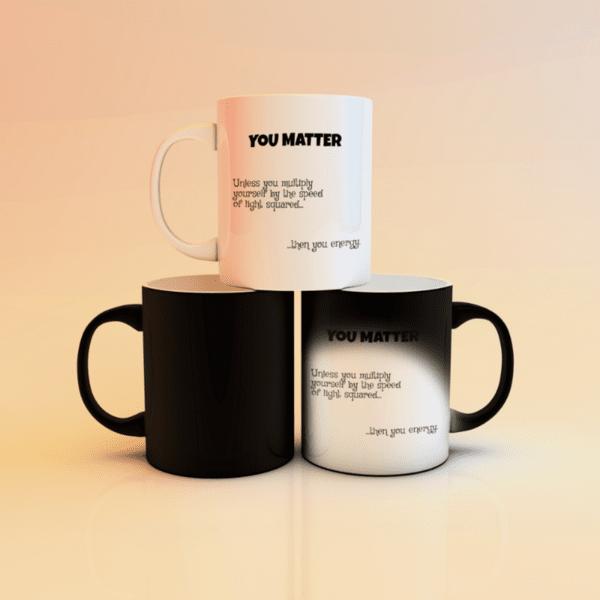 """Магическа чаша """"You matter"""""""