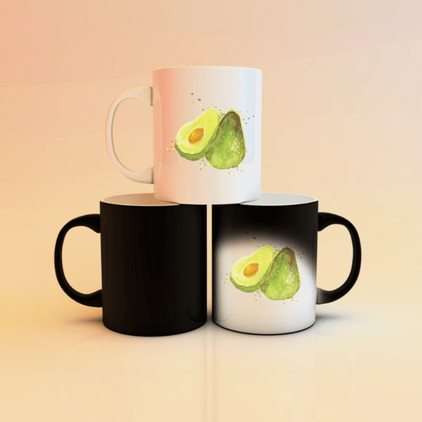 "Магическа чаша ""Авокадо"""