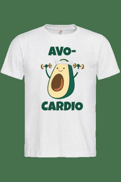 """Мъжка тениска """"Avo cardio"""""""