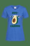 """Дамска тениска """"Avo cardio"""""""