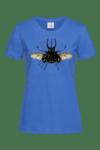"""Дамска тениска """"Витрувиански бръмбар"""""""