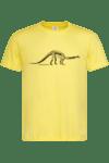 """Мъжка тениска """"Бронтозавър"""""""