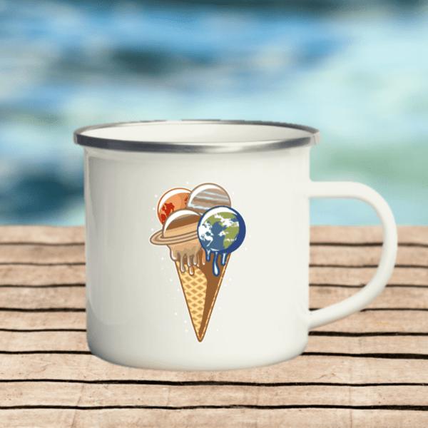 """Канче """"Галактически сладолед"""""""