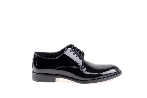 Мъжки елегантни обувки Aquamarine 8W28-3