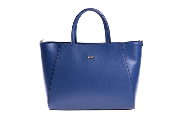 Дамска чанта UGGARI Milano в тъмно синьо