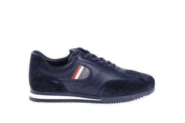 Мъжки спортни обувки Aquamarine в тъмно синьо