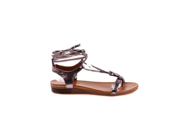 Дамски сандали Aquamarine тип римски в  цвят бронз