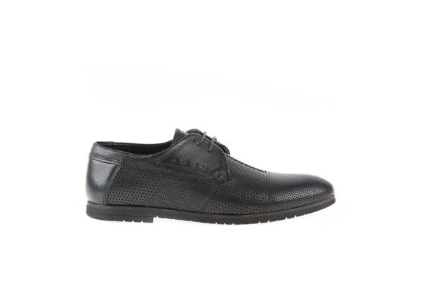 Мъжки ежедневни обувки Aquamarine в черно