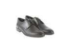 Мъжки елегантни обувки Aquamarine в черно