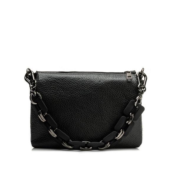 Дамска чанта от естествена кожа 9W-85032-1