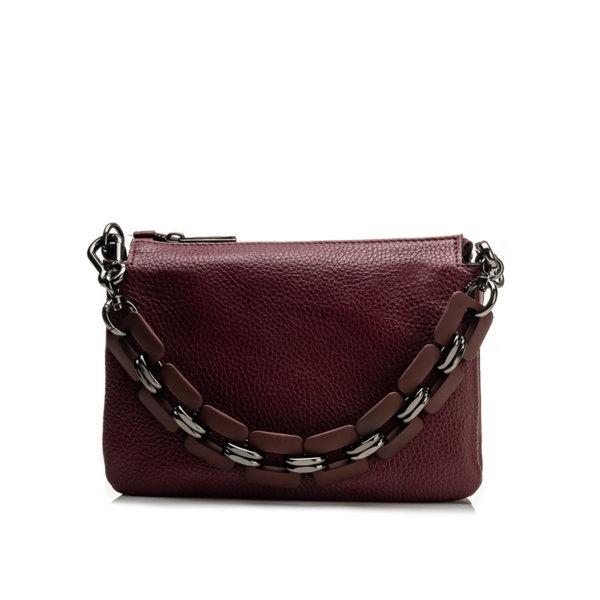 Дамска чанта от естествена кожа 9W-85032-3