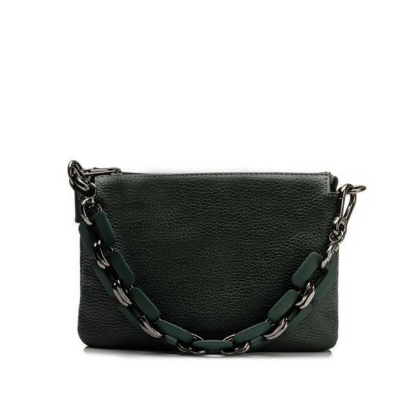 Дамска чанта от естествена кожа 9W-85032-4