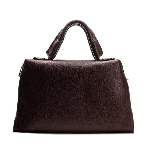 Дамска чанта от естествена кожа 9W-85446-3