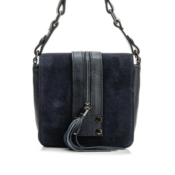 Дамска чанта от естествена кожа 9W-544151-3