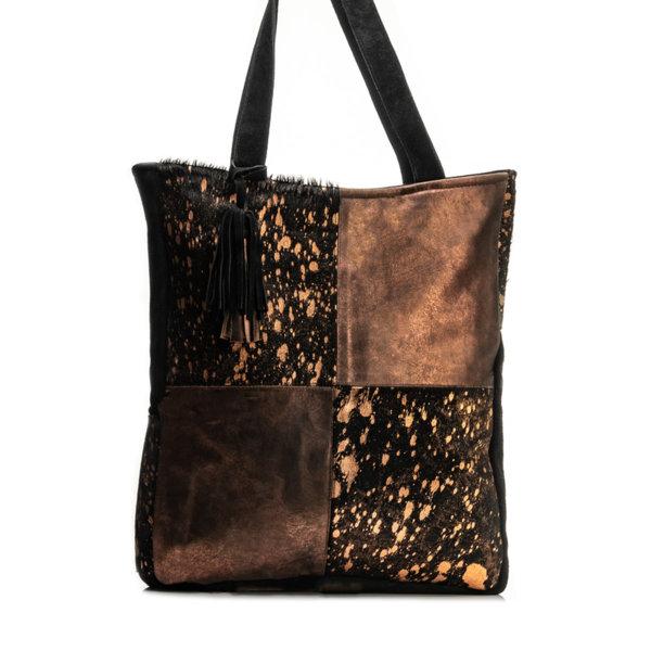 Дамска чанта от естествена кожа 9W-007-2