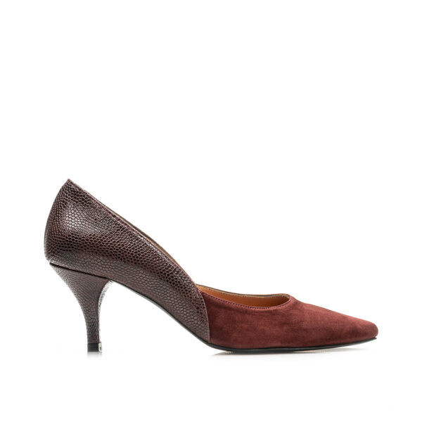 Дамски обувки на ток Aquamarine 10W13-5