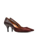 Дамски обувки на ток 10W13-5