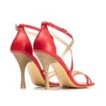 Дамски сандали на ток Aquamarine 11S5-11