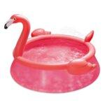 Басейн с надуваем Ринг Фламинго