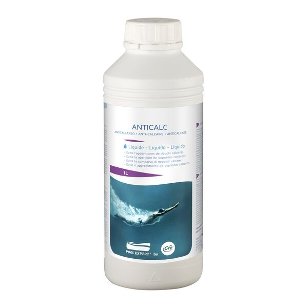 Течен Антиваровик - Anticalc Pool Expert - 1 л