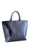 Croco Pattern Large Bag