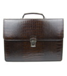 Suit Business Bag Croco