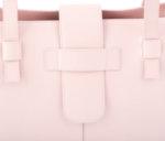 Handbag Saffiano leather