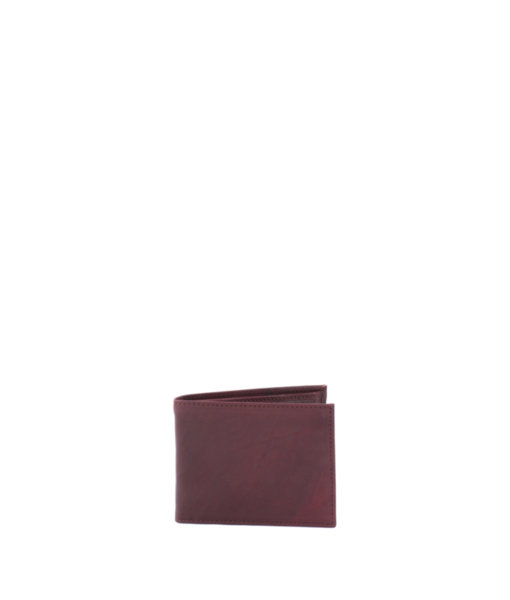 Classic Bi-Fold Wallet Nappa Leather
