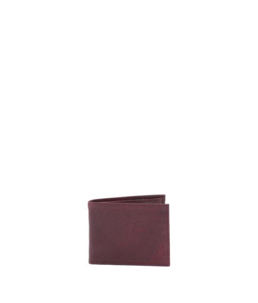 Classic Bi-Fold Wallet Nappa Leather