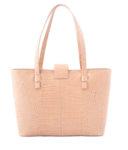 Handbag Croco leather