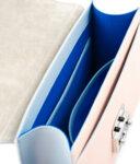 Bi-color clutch