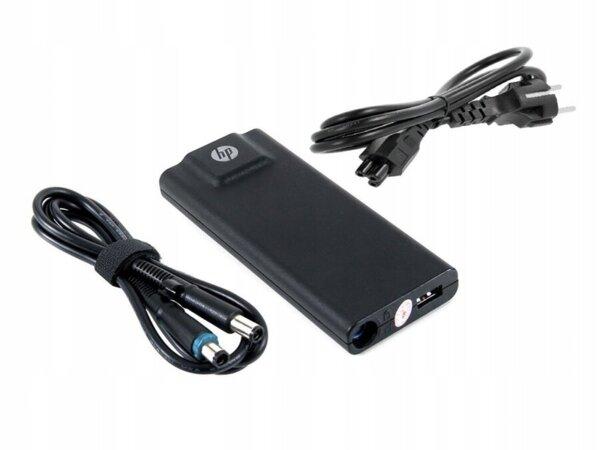 Адаптер за лаптоп HP Travel 19.5V 4.62A 90W конектор Smart 7.5x0.7x5.0 mm + USB