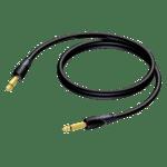 Procab CLА600/5, 6.3mm. Jack M Mono-6.3mm. Jack M Mono, 5m., позлатени конектори