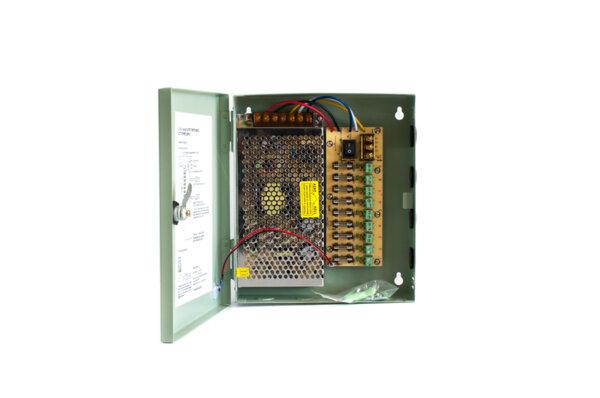 Захранване 12V10A - метална кутия SV-10B