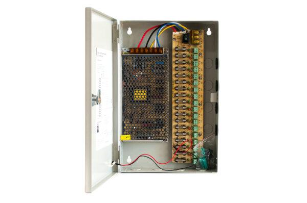 Захранване 12V15A - метална кутия SV-15B-18
