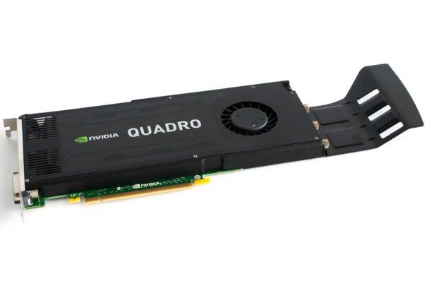 Видео карта NVIDIA QUADRO K4000 3GB GDDR5