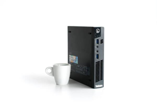 Настолен компютър Lenovo ThinkCentre M92p Tiny i5-3470T / 8GB / 160GB SSD