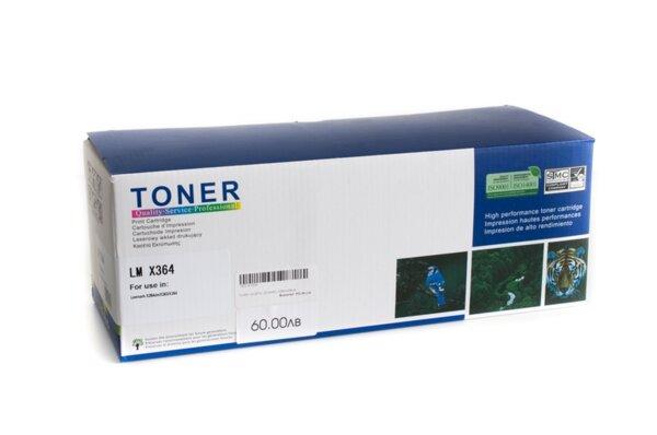 Тонер касета за Lexmark X264 / X363 / X364