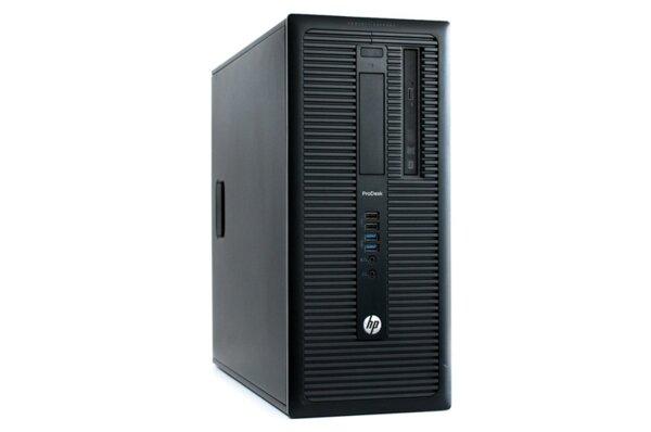 Настолен компютър HP ProDesk 600 G1 i5-4590/ 8GB/ 500GB HDD