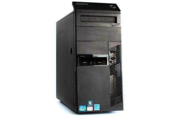Настолен компютър Lenovo ThinkCentre M81e i3-2100/ 4GB/ 250GB HDD