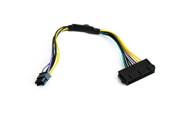 Преходник за захранване 24 pin - 8 pin за Dell